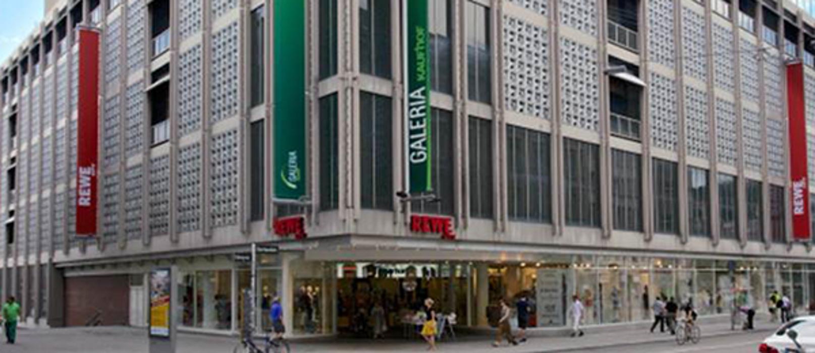 GALERIA (Kaufhof) Stuttgart Eberhardstraße, Eberhardstraße in Stuttgart