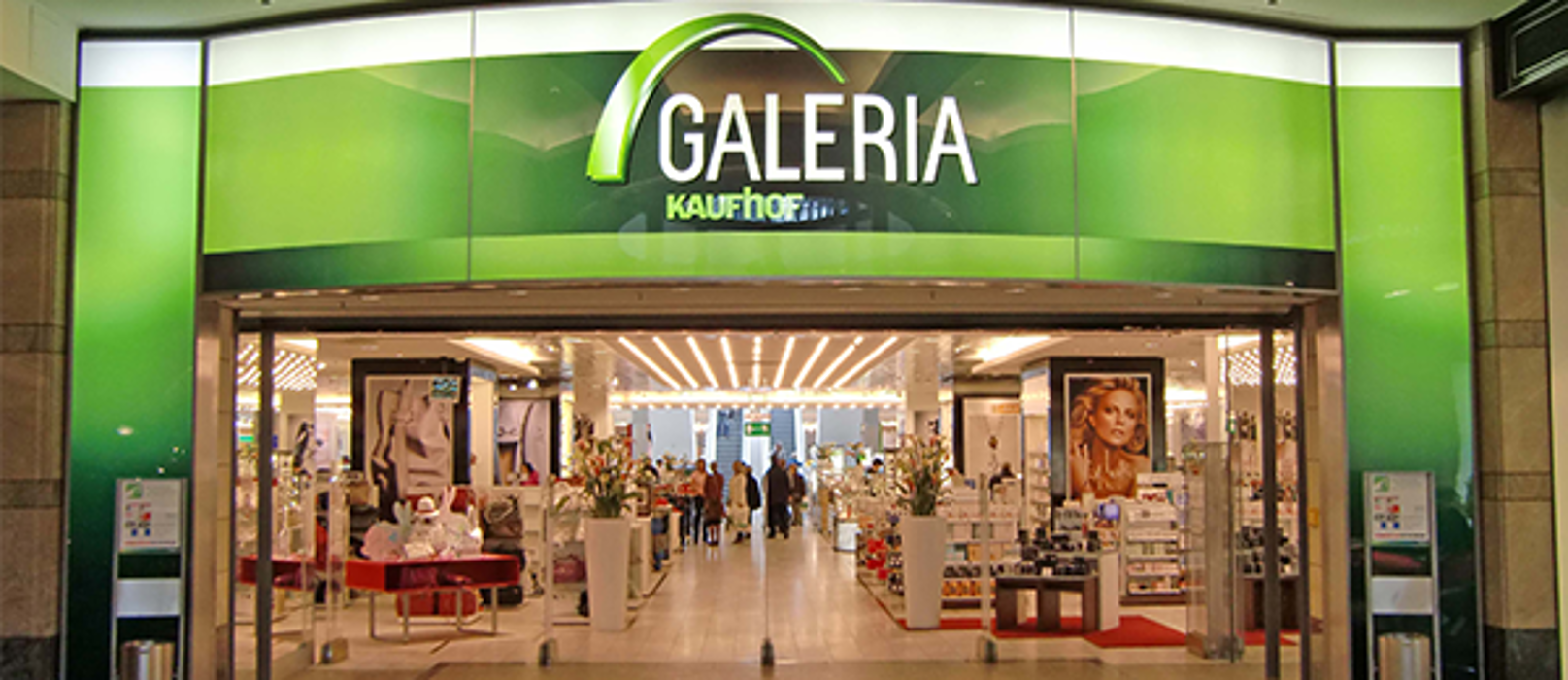 GALERIA (Kaufhof) Oberhausen CentrO, Centroallee in Oberhausen