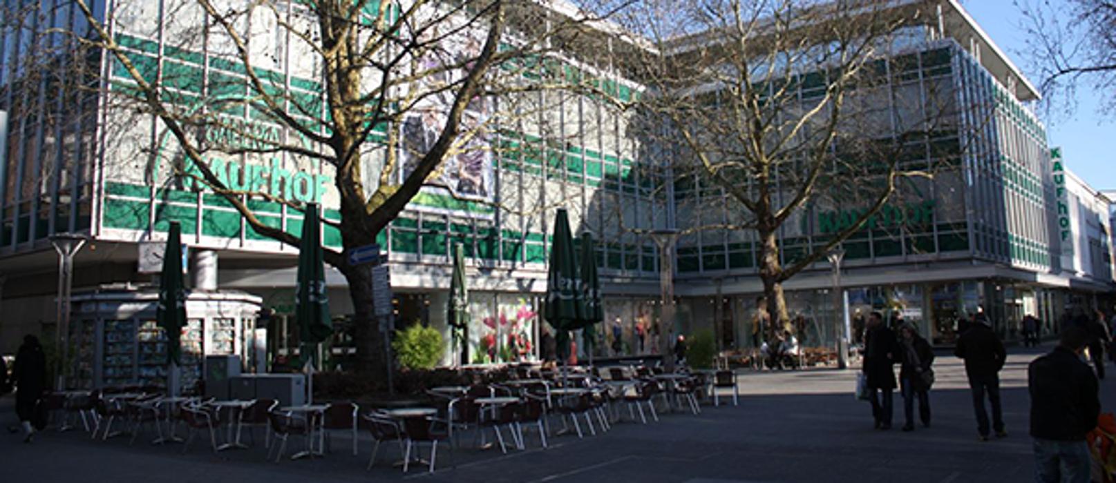 GALERIA (Kaufhof) Krefeld, Hochstraße in Krefeld