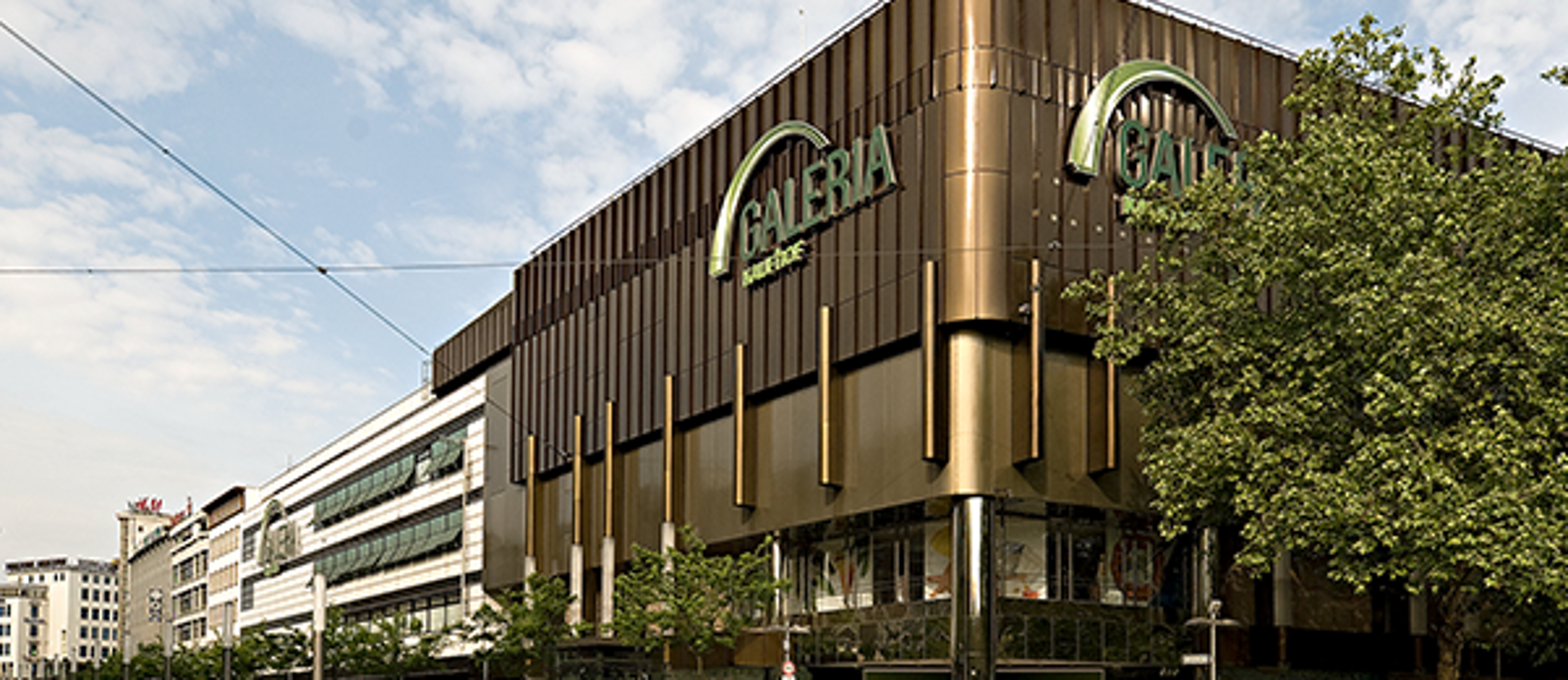 GALERIA (Kaufhof) Hannover am Ernst-August-Platz, Ernst-August-Platz in Hannover