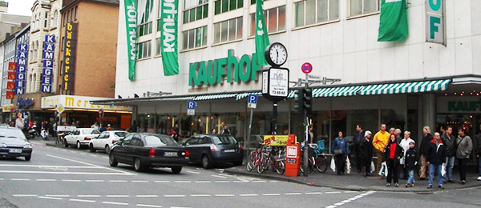 GALERIA (Kaufhof) Köln Nippes, Neusser Straße in Köln