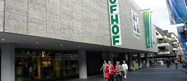 GALERIA (Kaufhof) Brühl