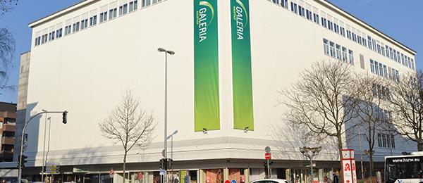 GALERIA (Kaufhof) Duisburg Düsseldorfer Straße