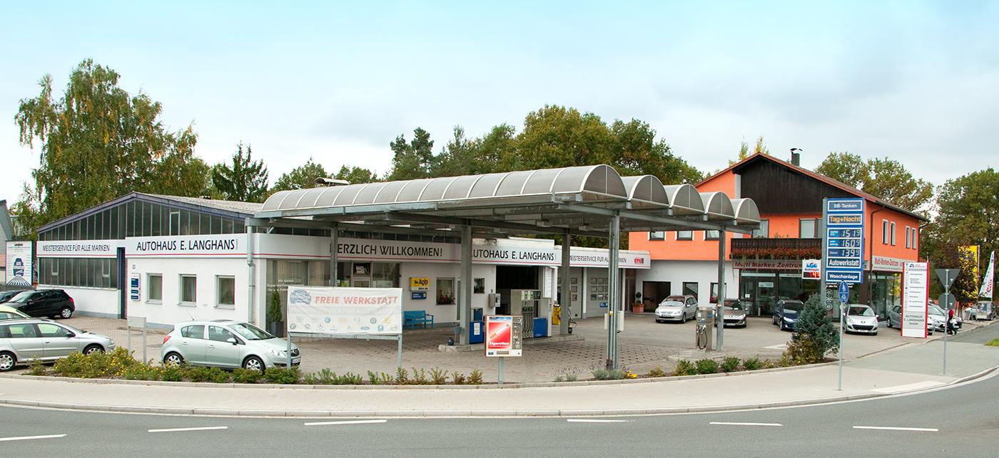 Autohaus E. Langhans GmbH