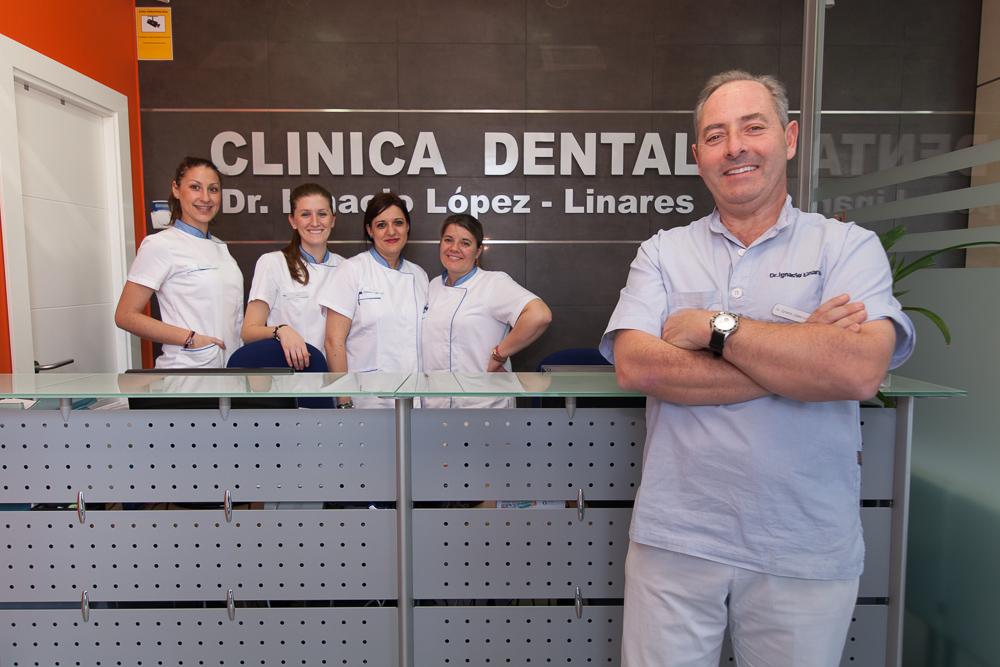 clínica dental Dr. Ignacio López-Linares