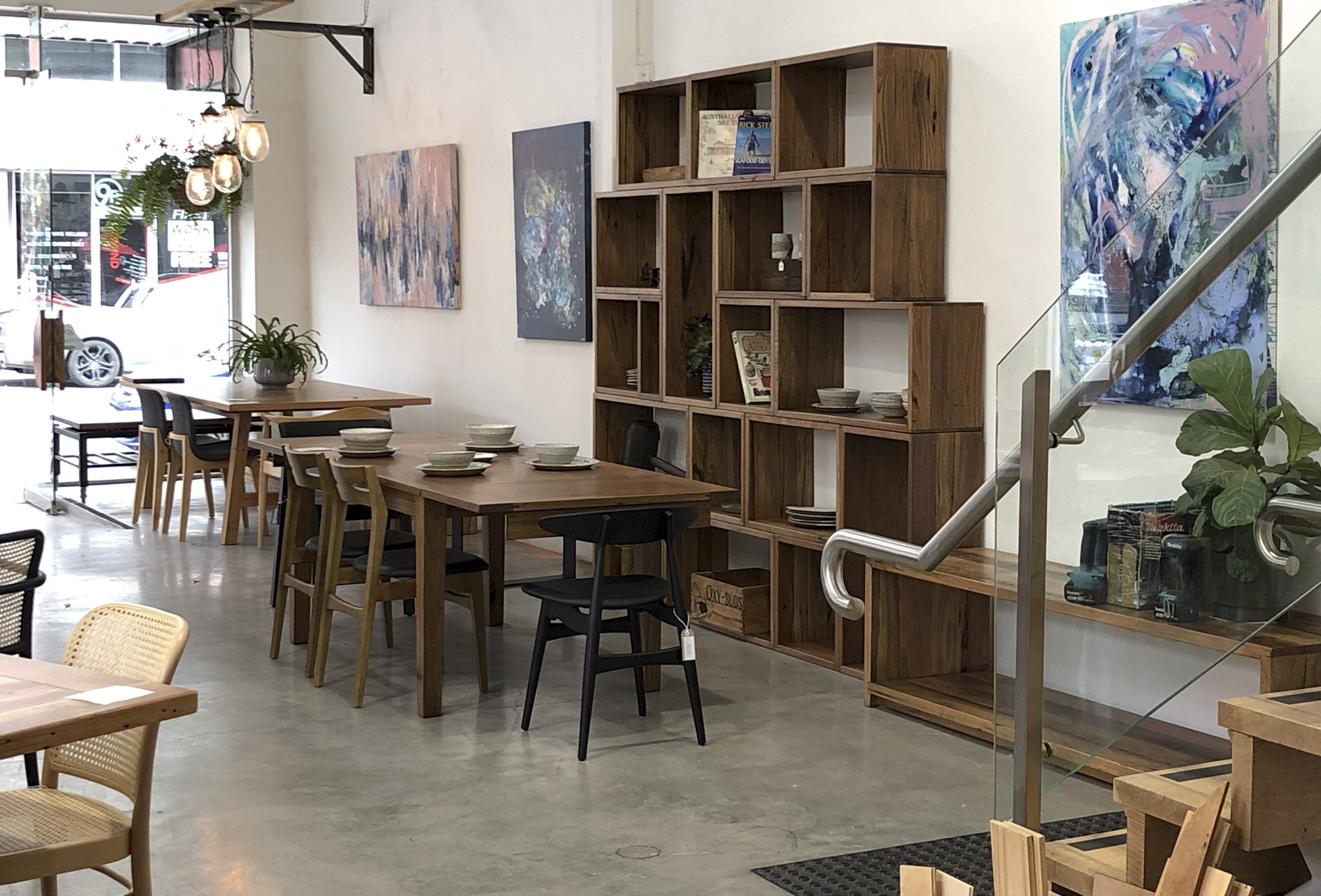ND Recycled Timber Furniture