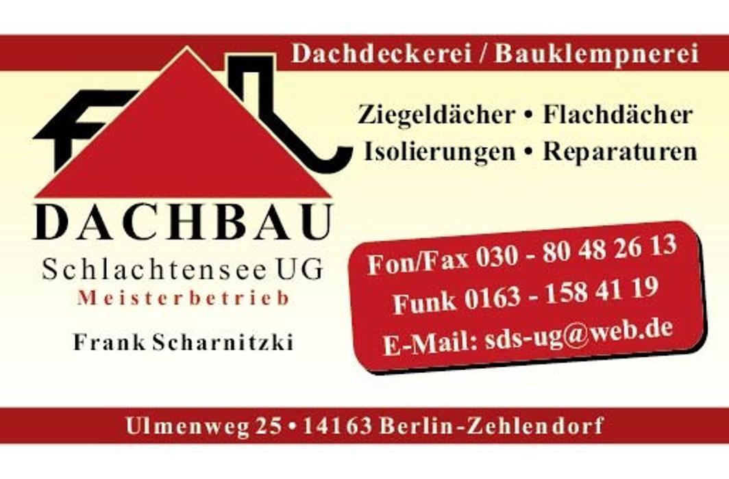 Bild zu Dachbau Schlachtensee UG in Berlin