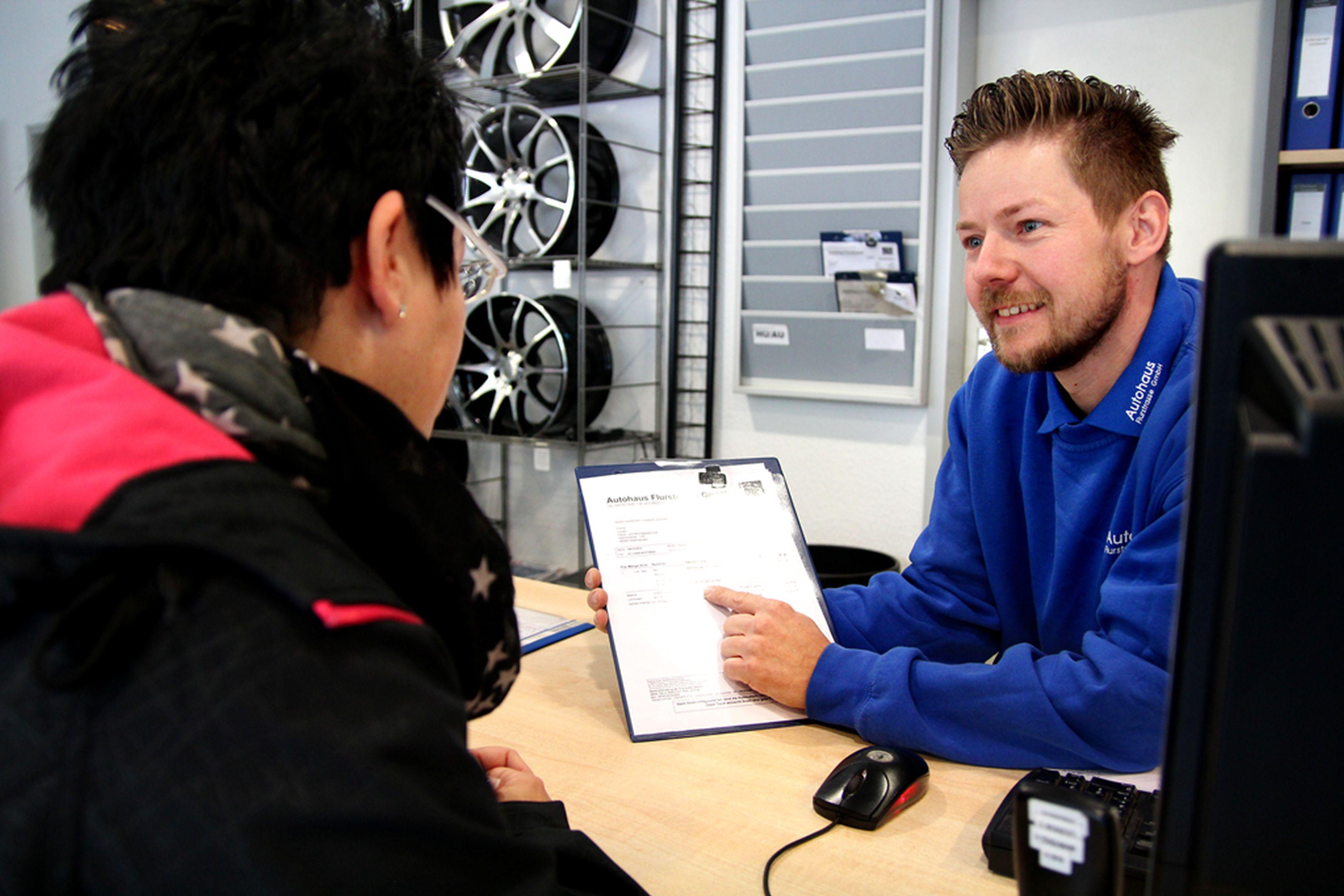Fotos de Autohaus Flurstrasse GmbH