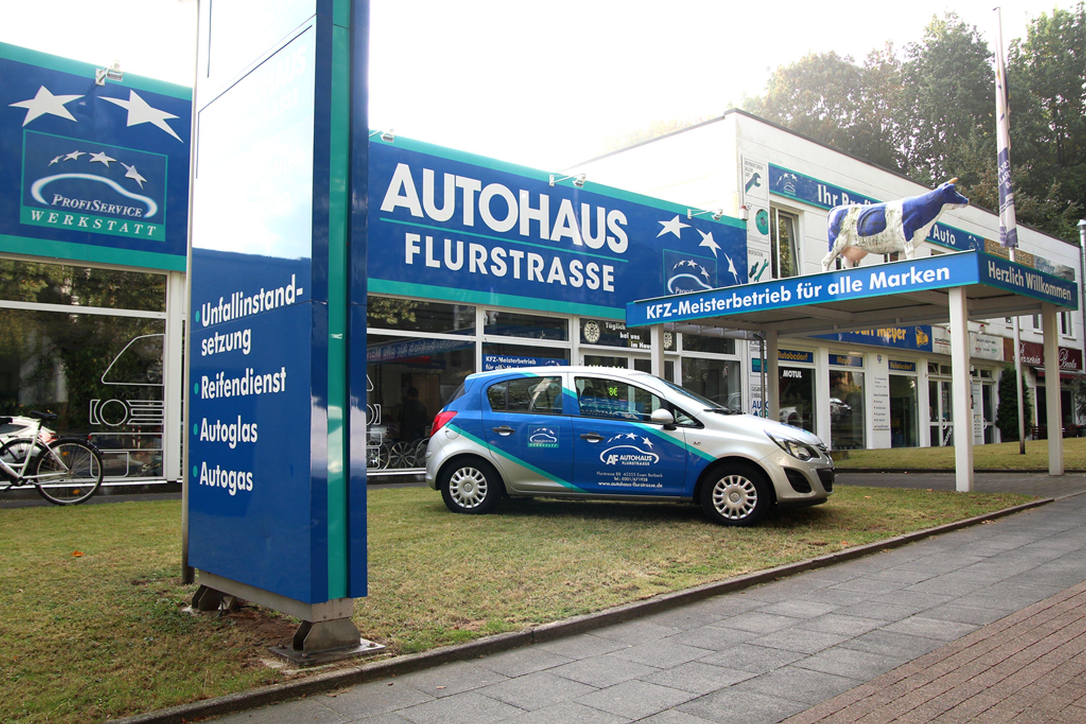 Foto de Autohaus Flurstrasse GmbH