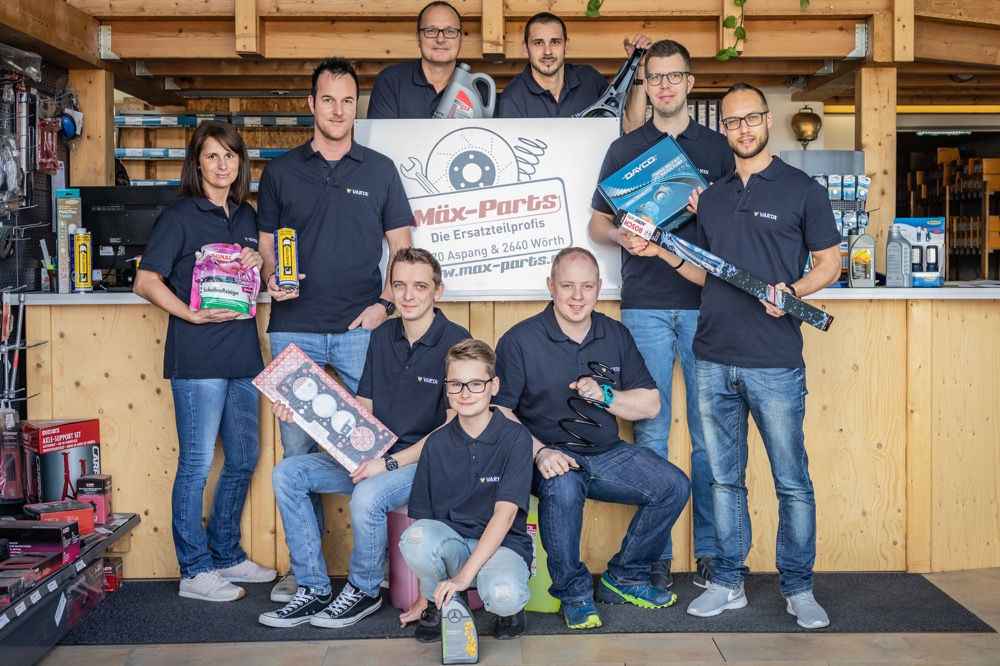 Mäx-Parts Die Ersatzteilprofis GmbH