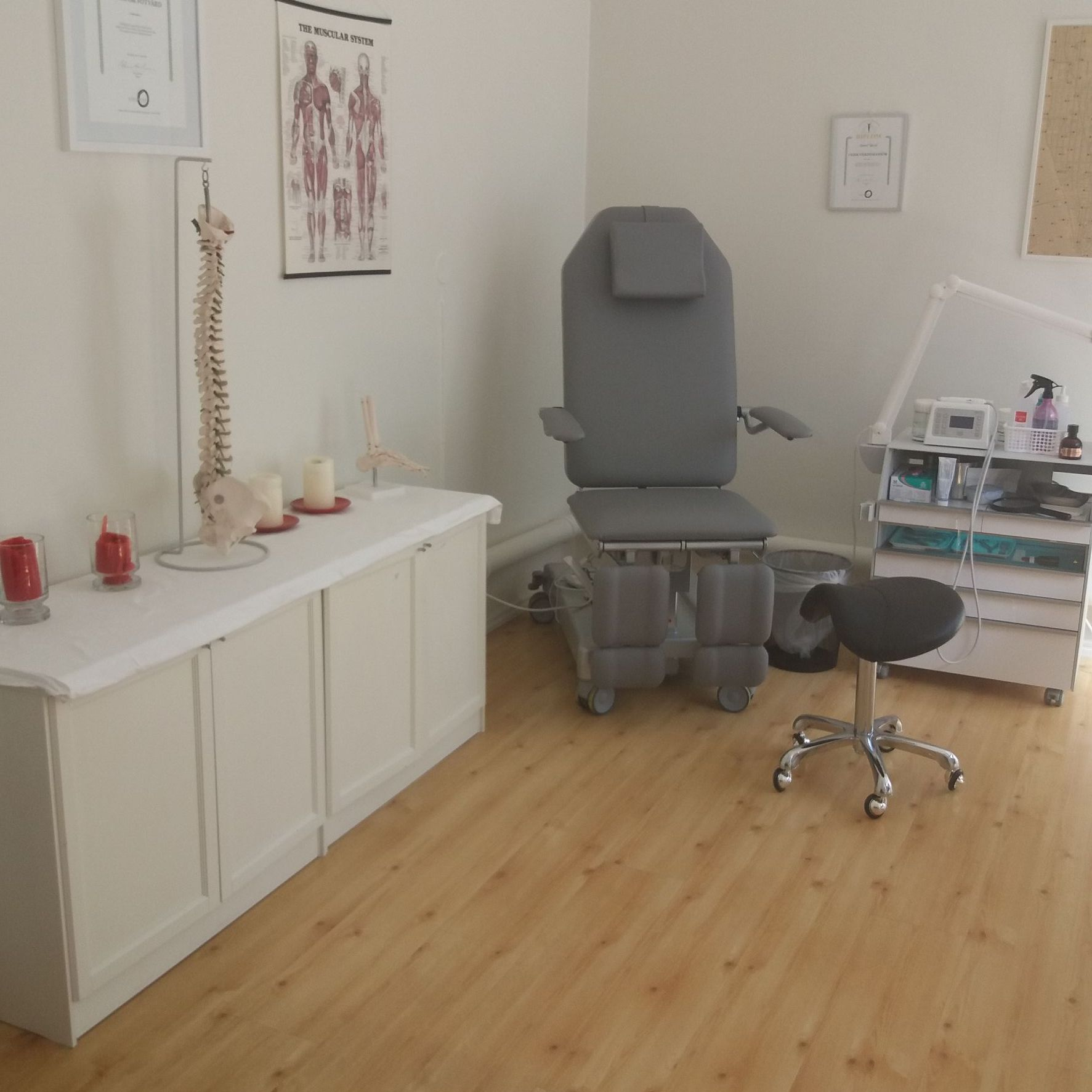 Norrorts Friskvård Massage & Medicinsk fotvård