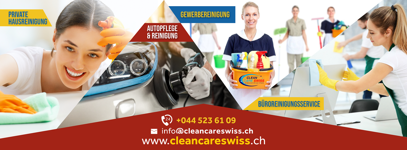 CLEAN CARE SWISS