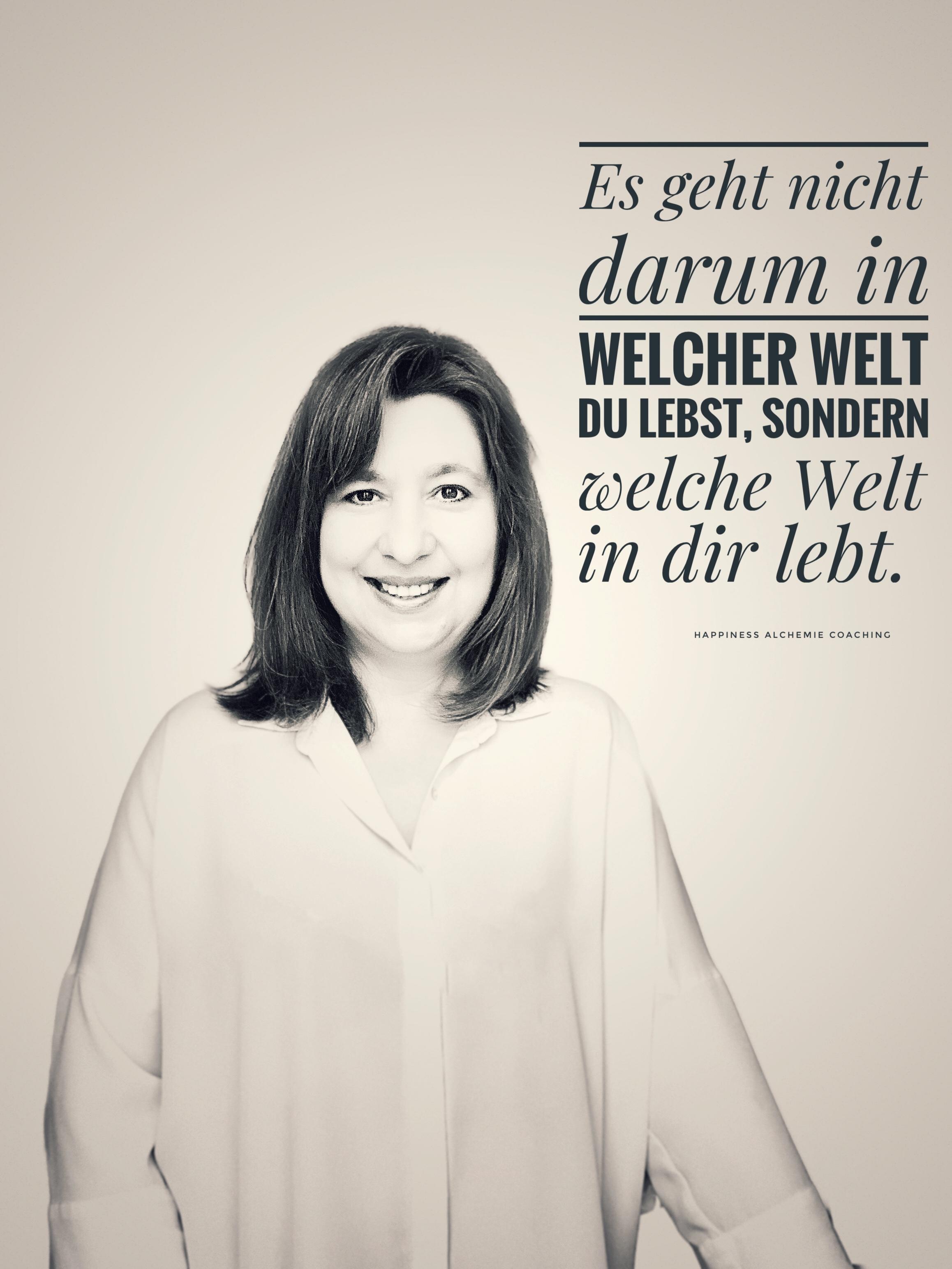 Larissa Wasserthal - Führungskräfte Coaching und Unternehmer Coaching - Happiness Alchemie
