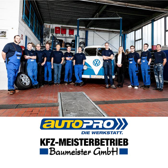 Bild zu Baumeister GmbH in Wadersloh
