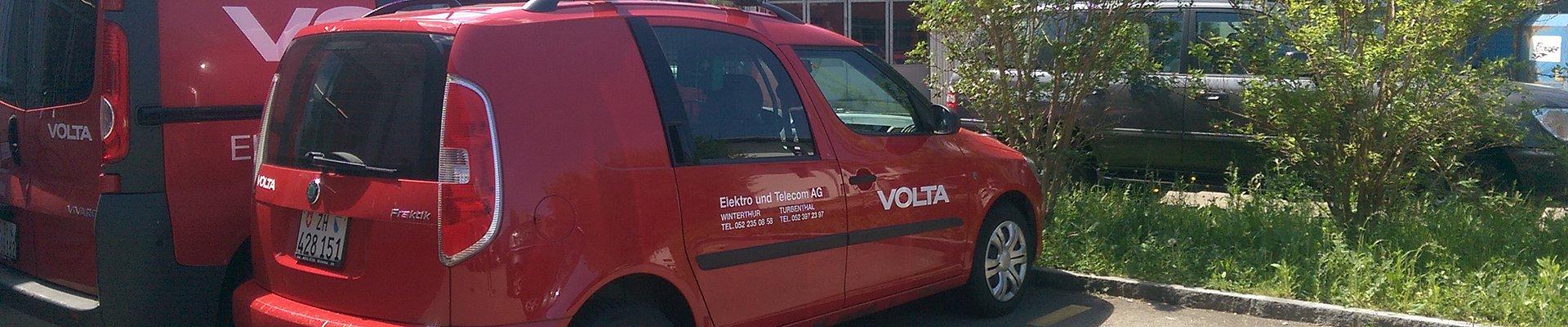 VOLTA Elektro und Telecom AG