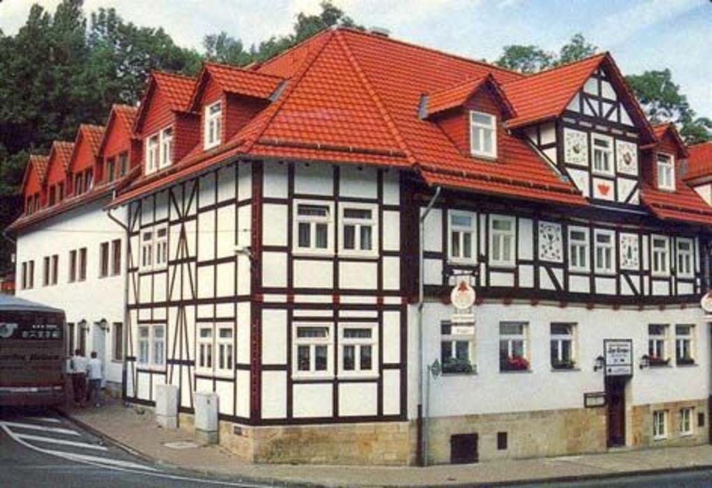 """Bild zu Hotel """"Zur Krone"""" in Großalmerode"""