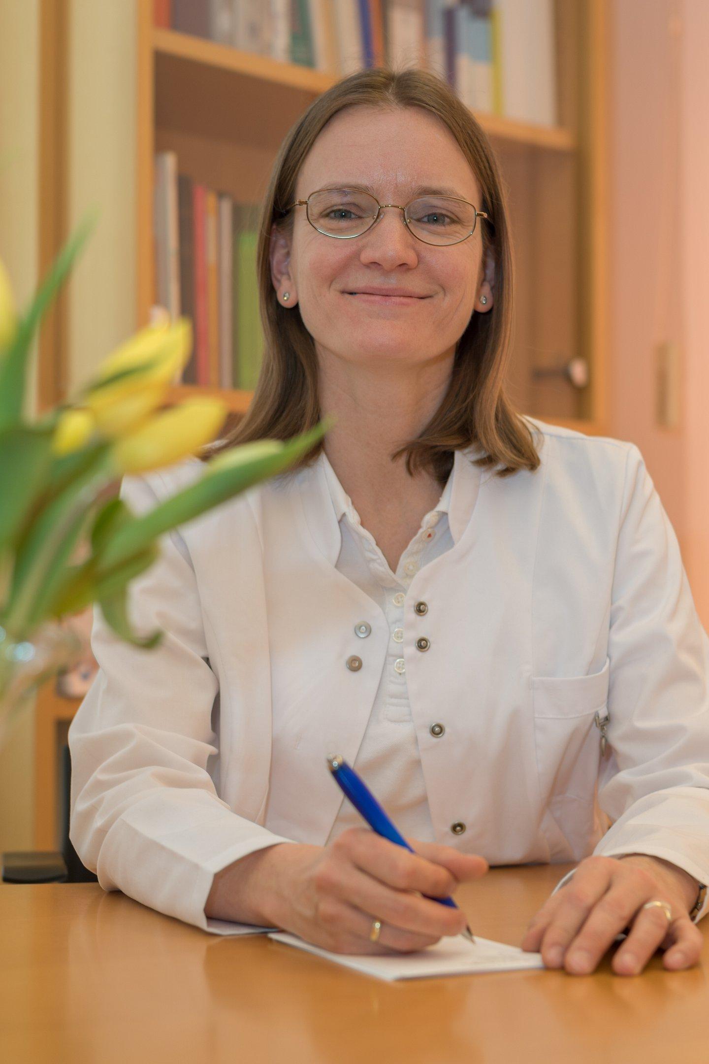 Dr. med. Simone Kuhn Rigert