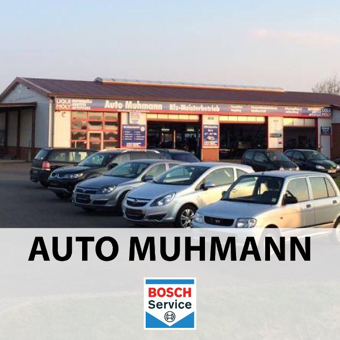 Bild zu Bosch Car Service Auto Muhmann in Recke