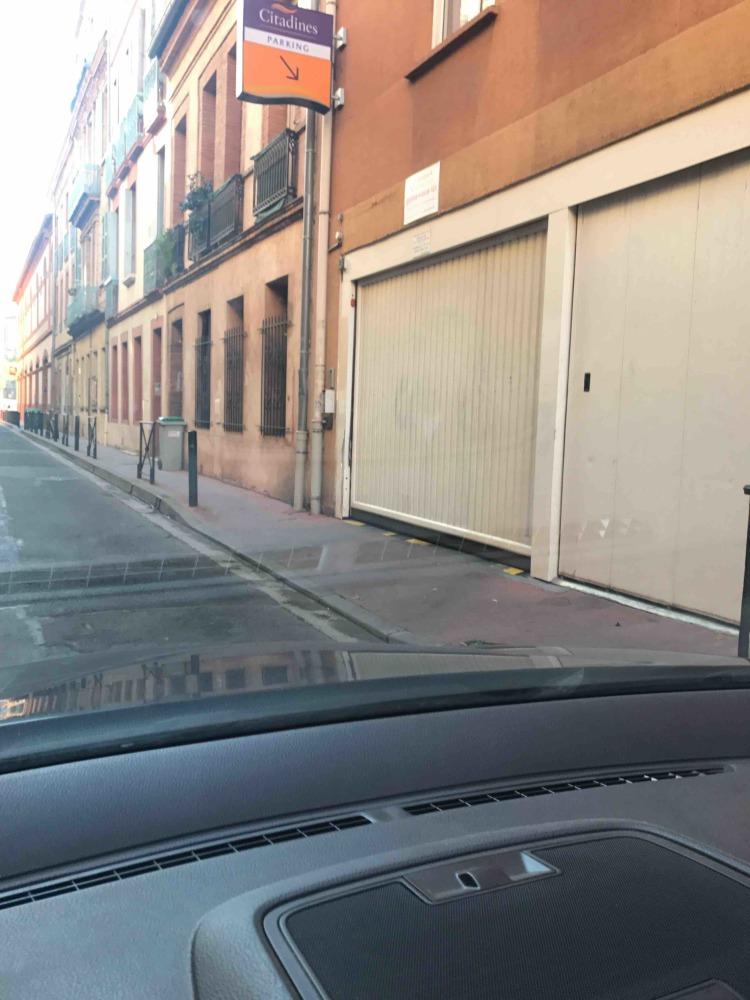Zenpark - Parking Toulouse - Jean Jaurès - Citadines