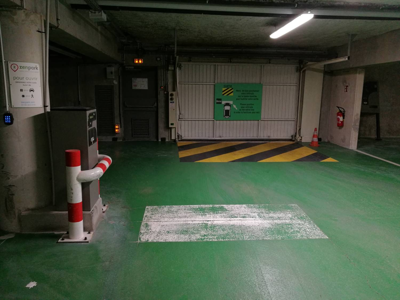 Zenpark - Parking Paris - Aéroport Roissy CDG - Holiday Inn