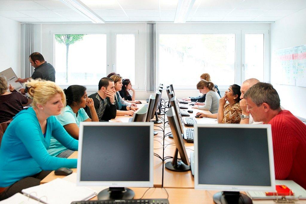 ECAP Bern, Ausbildungszentrum Biel-Bienne