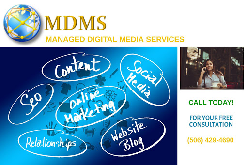 MDMS Managed Digital Media Services Inc. - Fredericton, NB E3B 7K9 - (506)429-4690 | ShowMeLocal.com