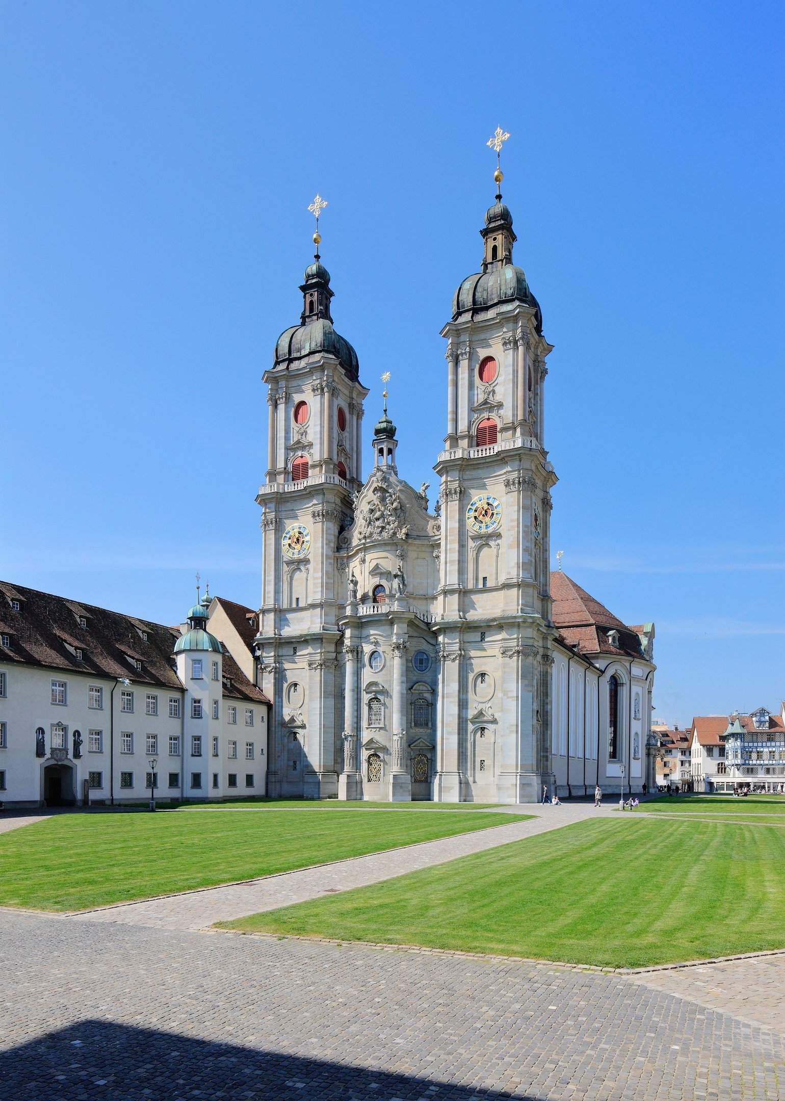 Katholischer Konfessionsteil des Kantons St. Gallen