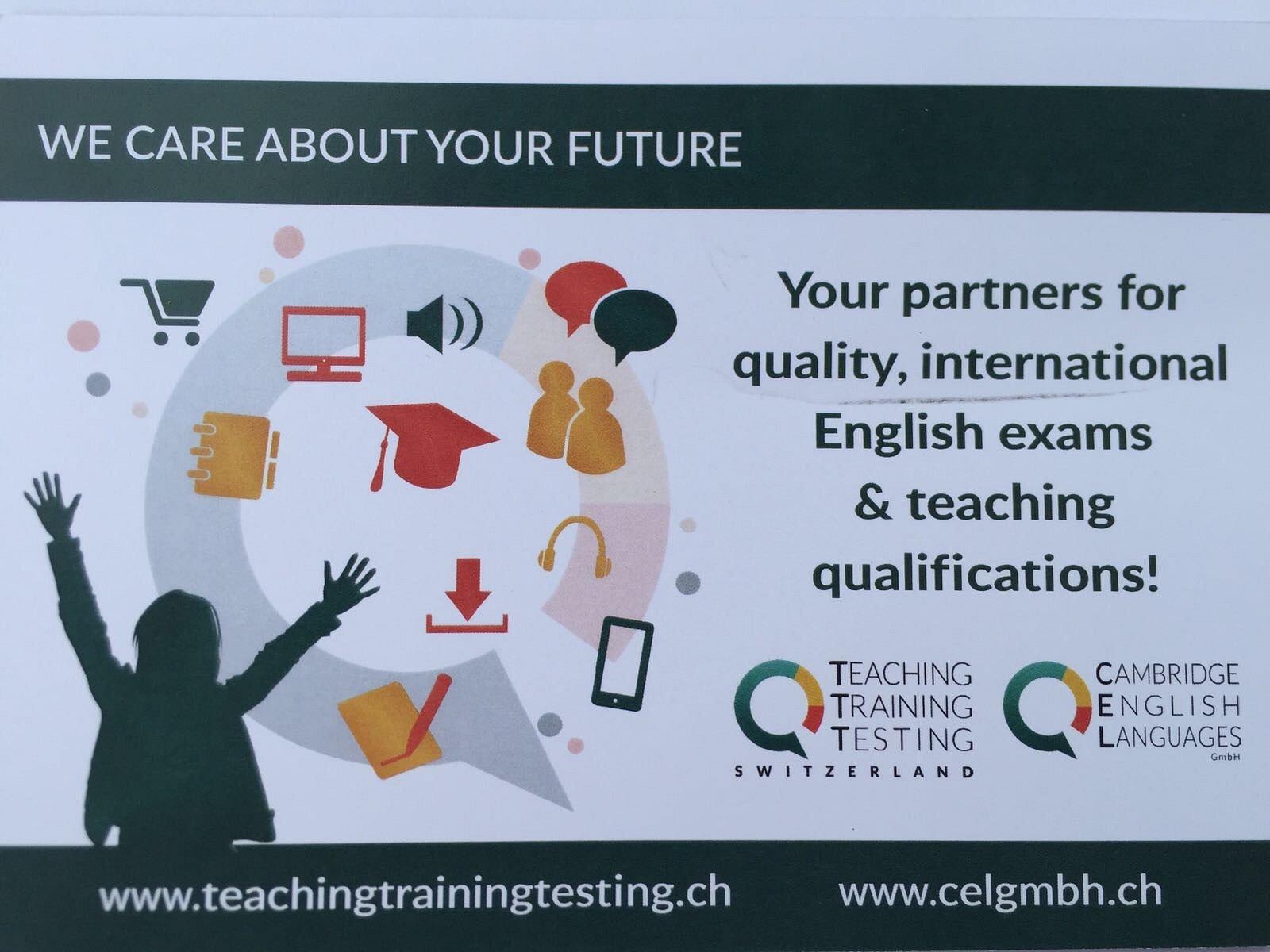 Cambridge English Languages GmbH