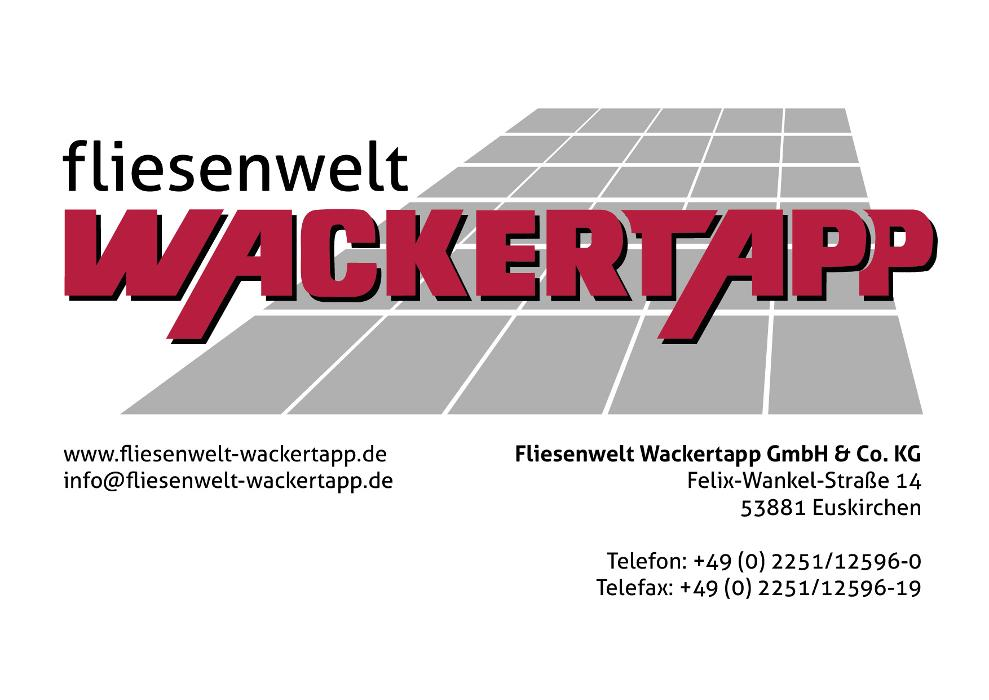Bild zu Fliesenwelt Wackertapp GmbH &. Co KG in Euskirchen