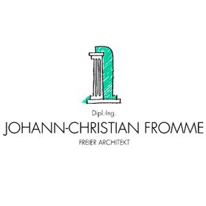 Johann-Christian Fromme, Freier Architekt