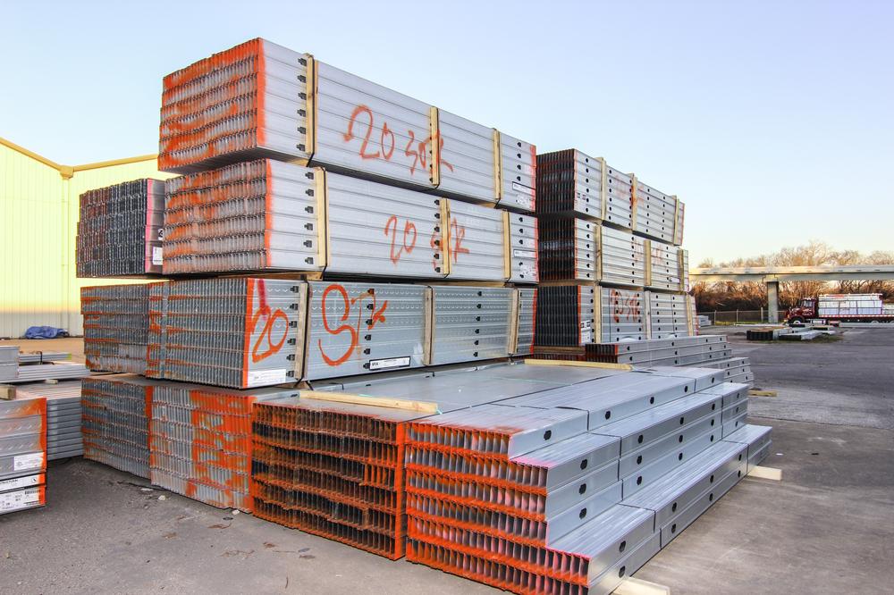Tejas Building Materials