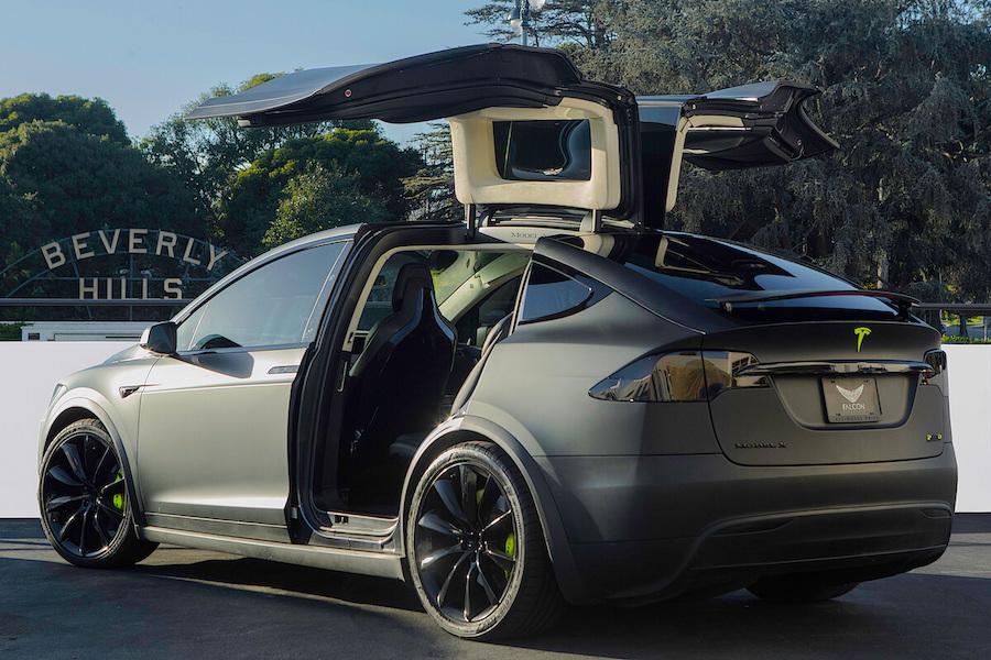 Falcon Car Rental Beverly Hills
