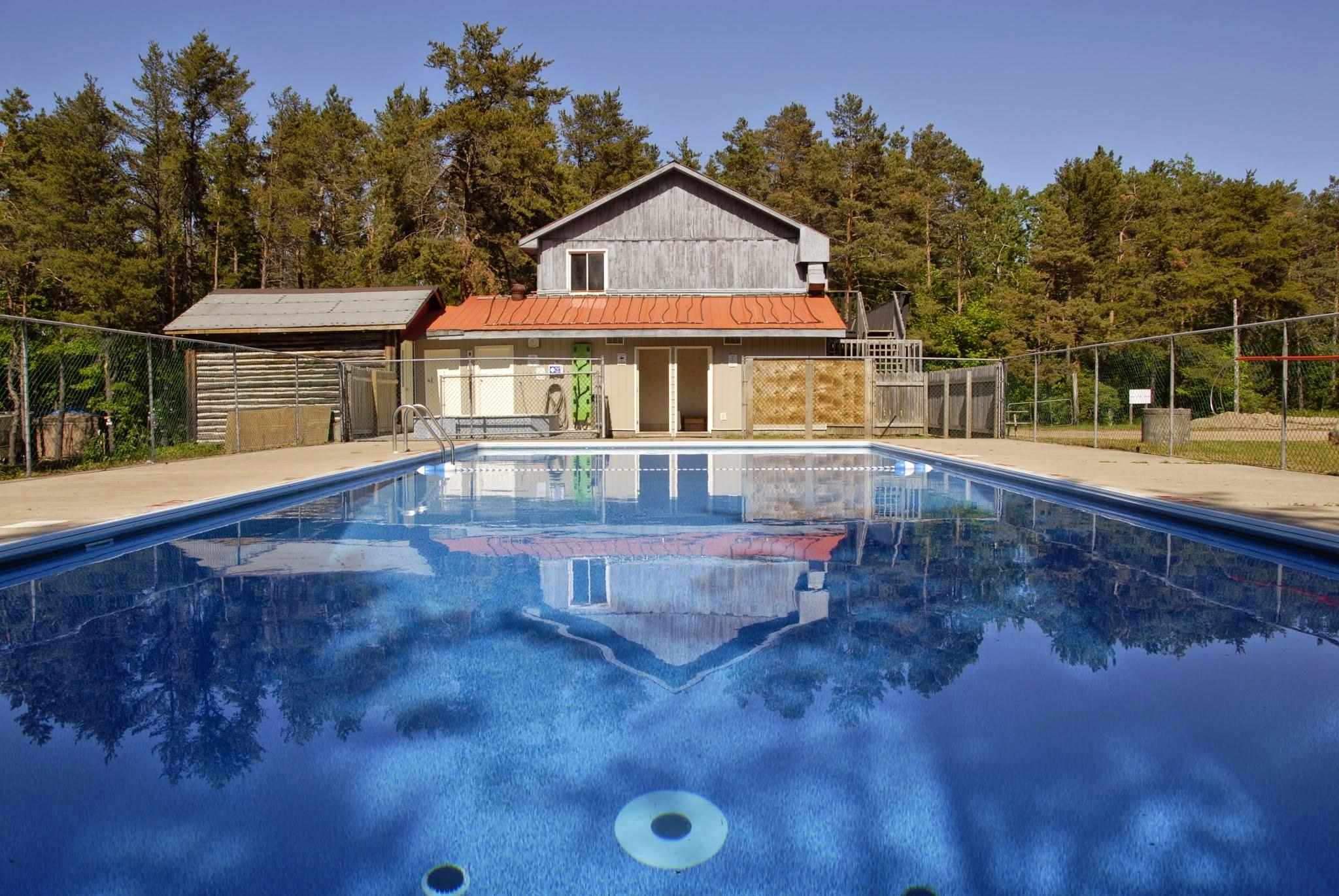 Lafontaine RV Resort & Campground