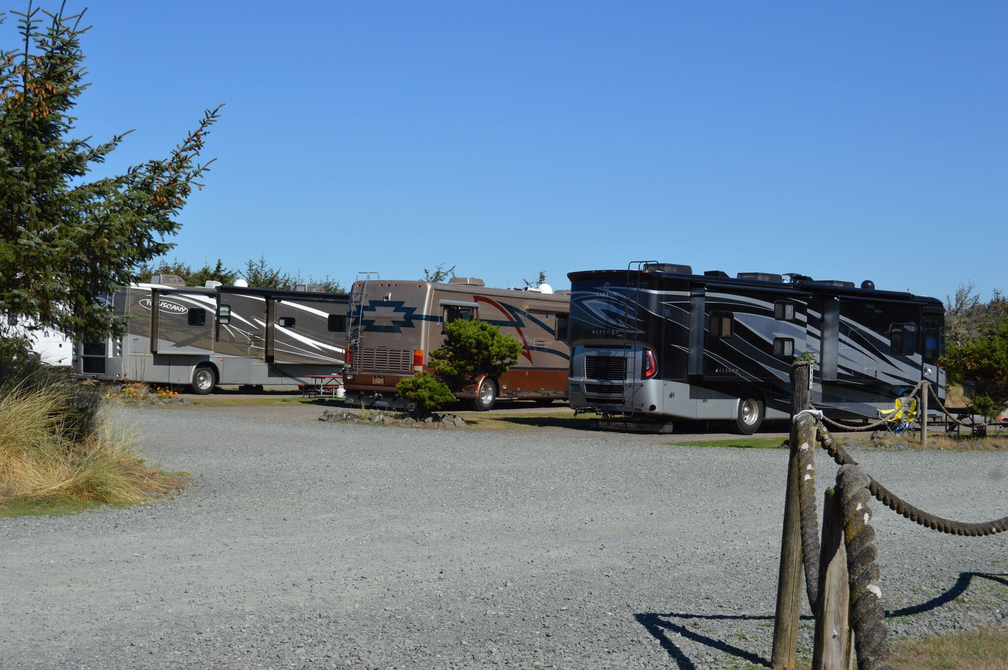 Oceanside RV Resort & Campground