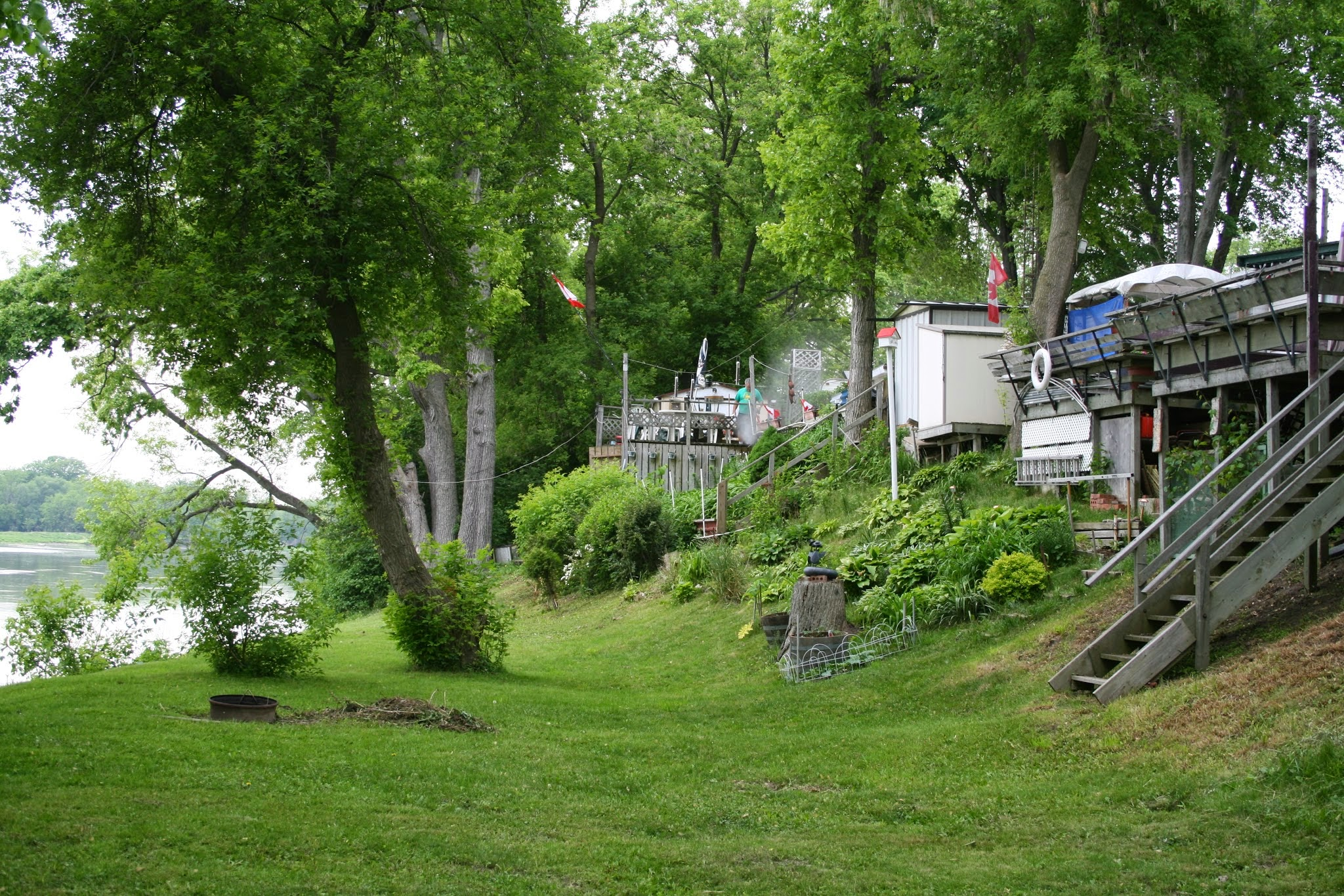 Grand Oaks RV Resort & Campground - Cayuga, ON N0A 1E0 - (905)772-3713 | ShowMeLocal.com