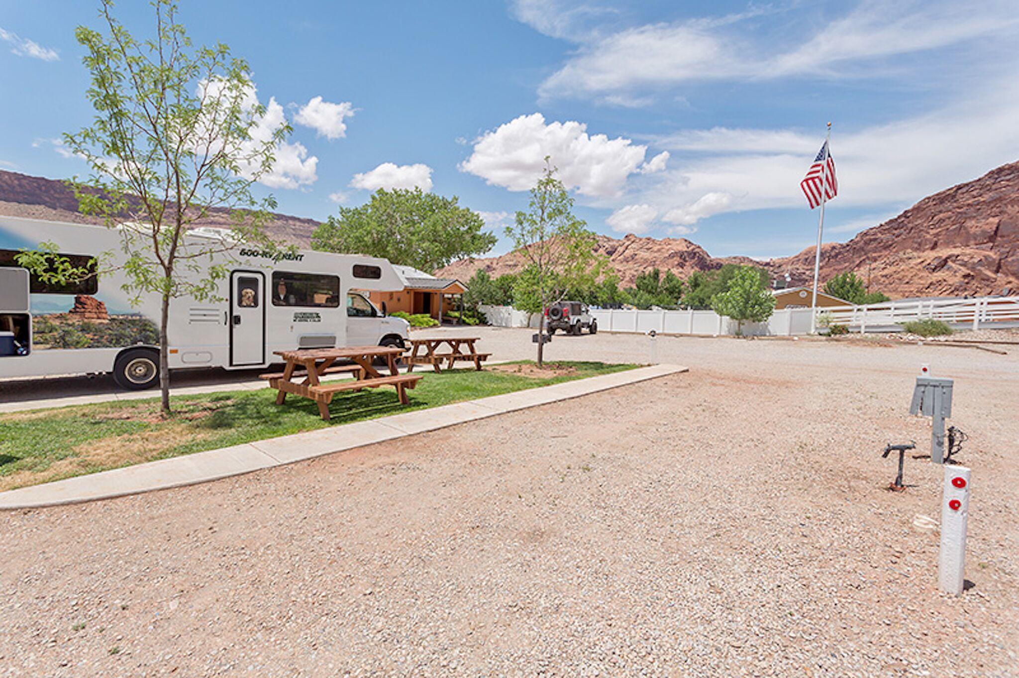Moab Valley RV Resort & Campground