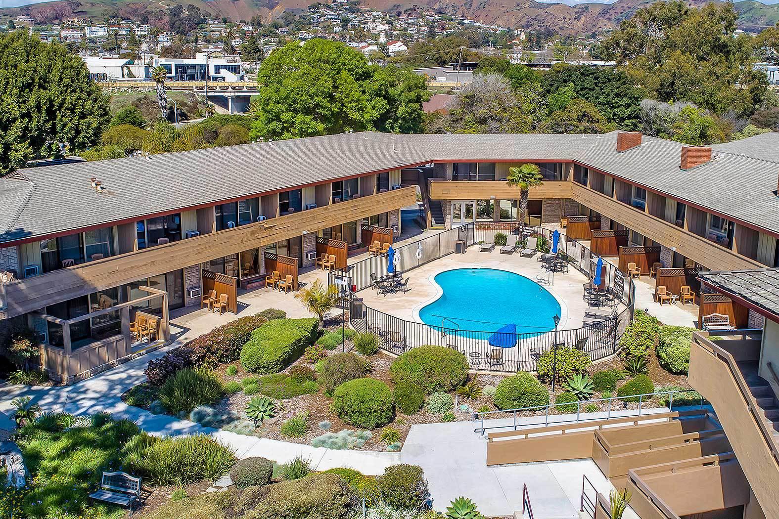 Pierpont Inn Wyndham Garden Ventura - Ventura, CA 93001 - (805)643-0245 | ShowMeLocal.com