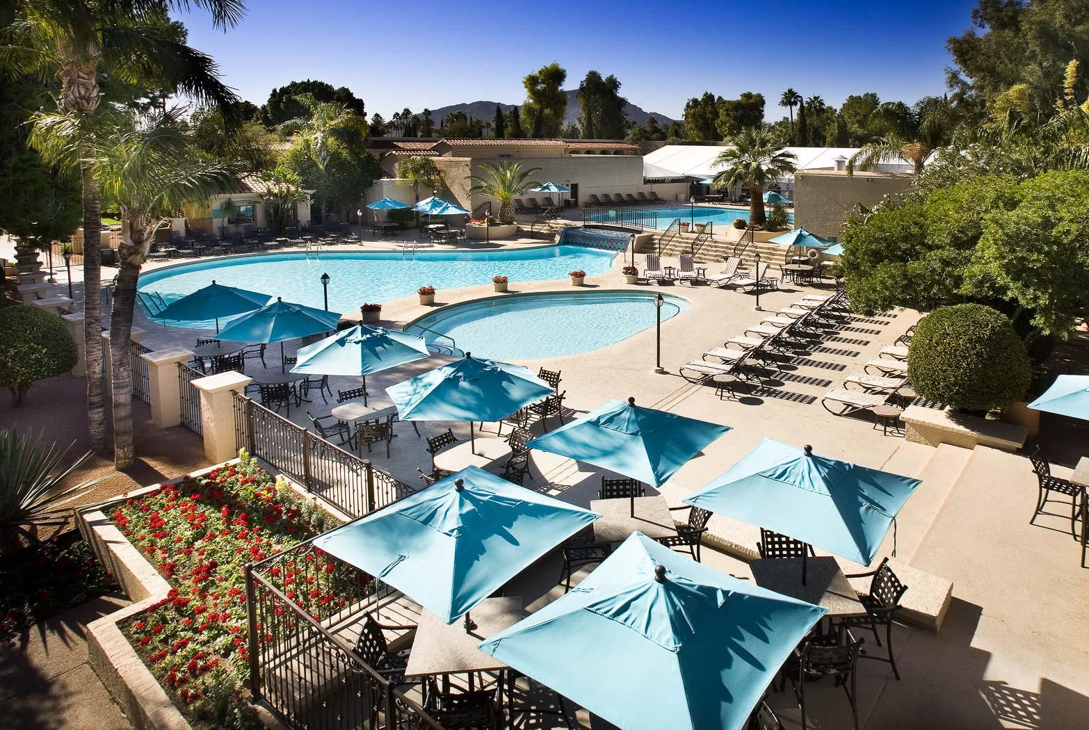 The Scottsdale Plaza Resort - Paradise Valley, AZ 85253 - (480)948-5000 | ShowMeLocal.com