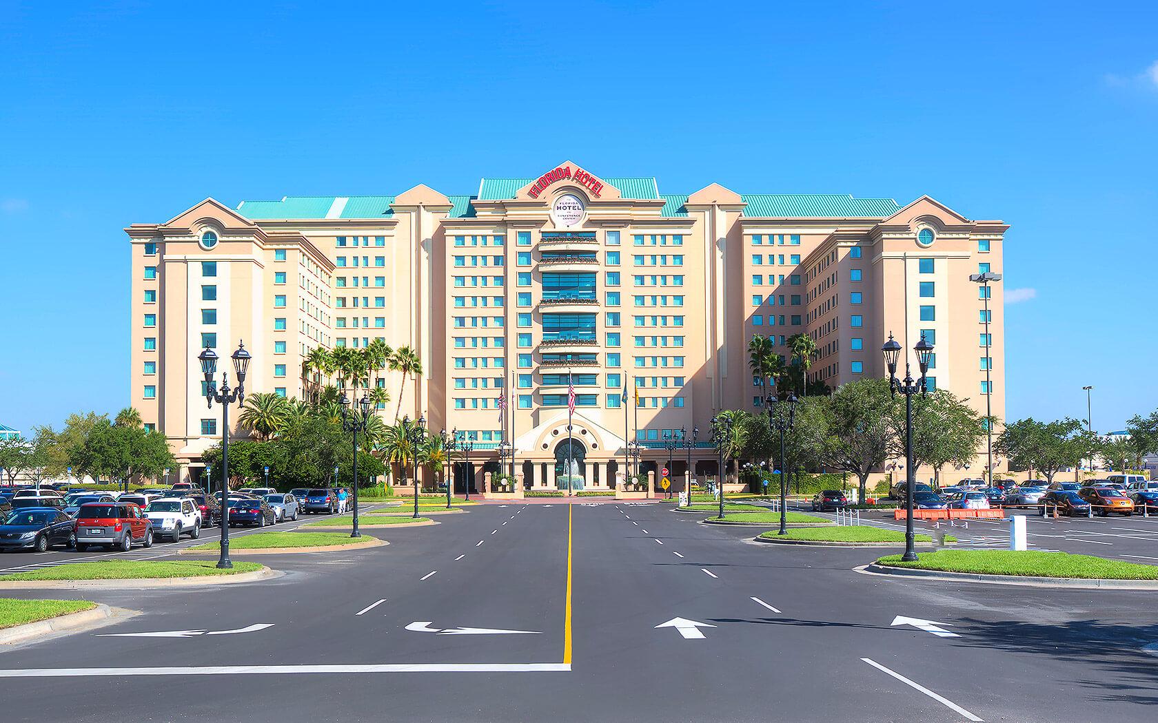 The Florida Hotel & Conference Center - Orlando, FL 32809 - (407)859-1500 | ShowMeLocal.com