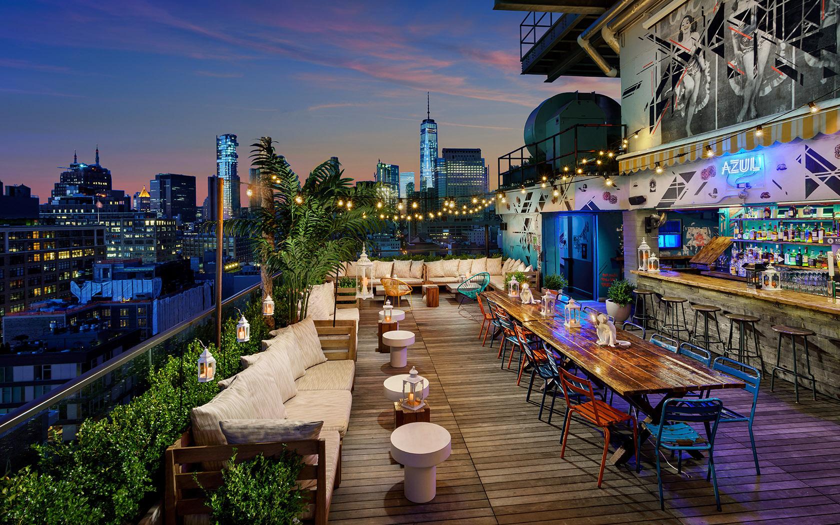 Azul Rooftop - New York, NY 10013 - (212)608-4848 | ShowMeLocal.com