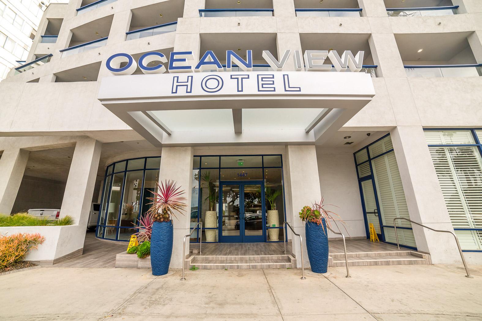 Ocean View Hotel - Santa Monica, CA 90401 - (310)458-4888 | ShowMeLocal.com