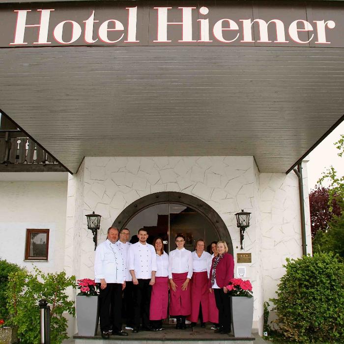 Bild zu Hotel Hiemer mit Amendinger Stuben in Memmingen