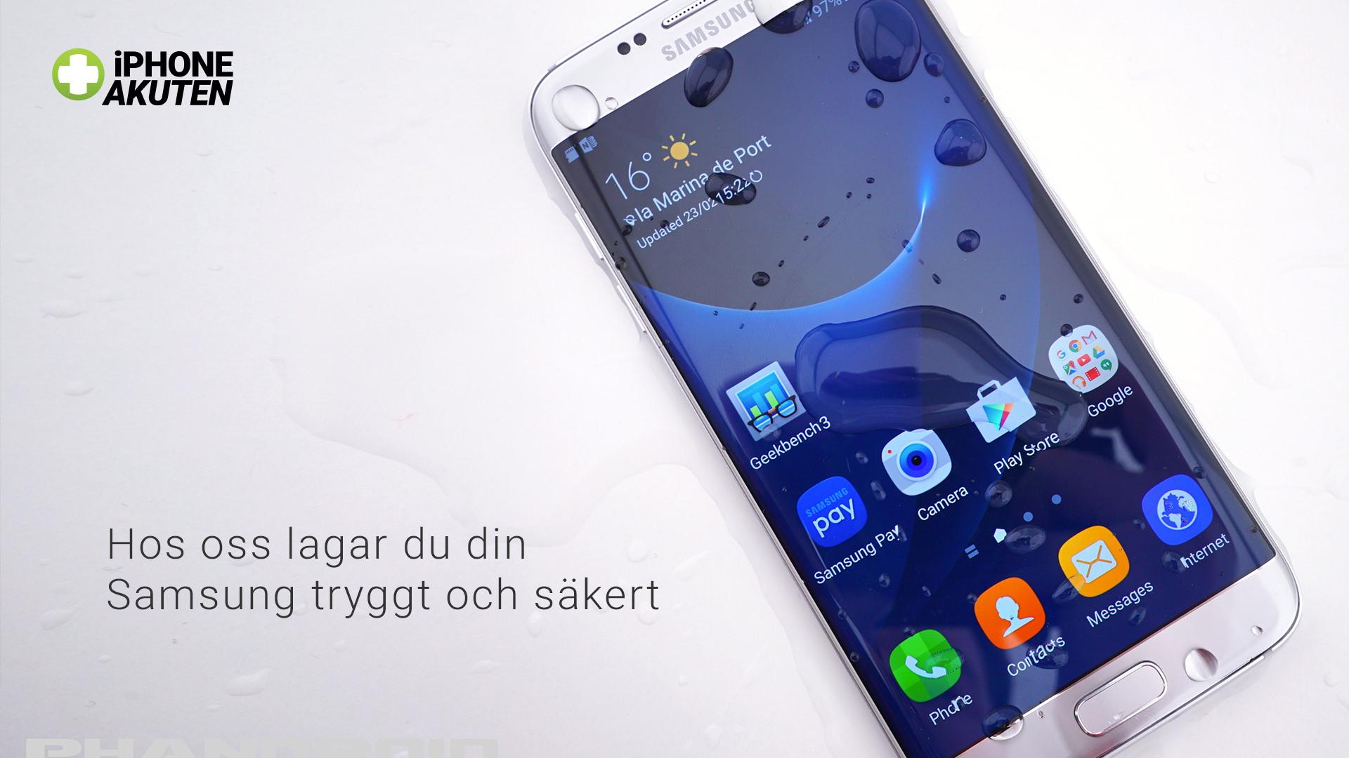 iPhone Akuten Sundsvall