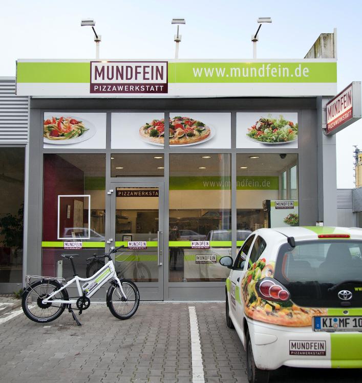 Foto de MUNDFEIN Pizzawerkstatt Henstedt-Ulzburg Henstedt-Ulzburg