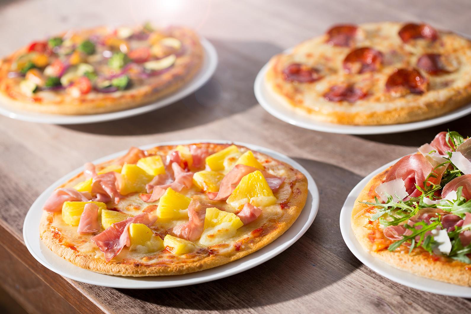 Foto de MUNDFEIN Pizzawerkstatt HH-Hohenfelde