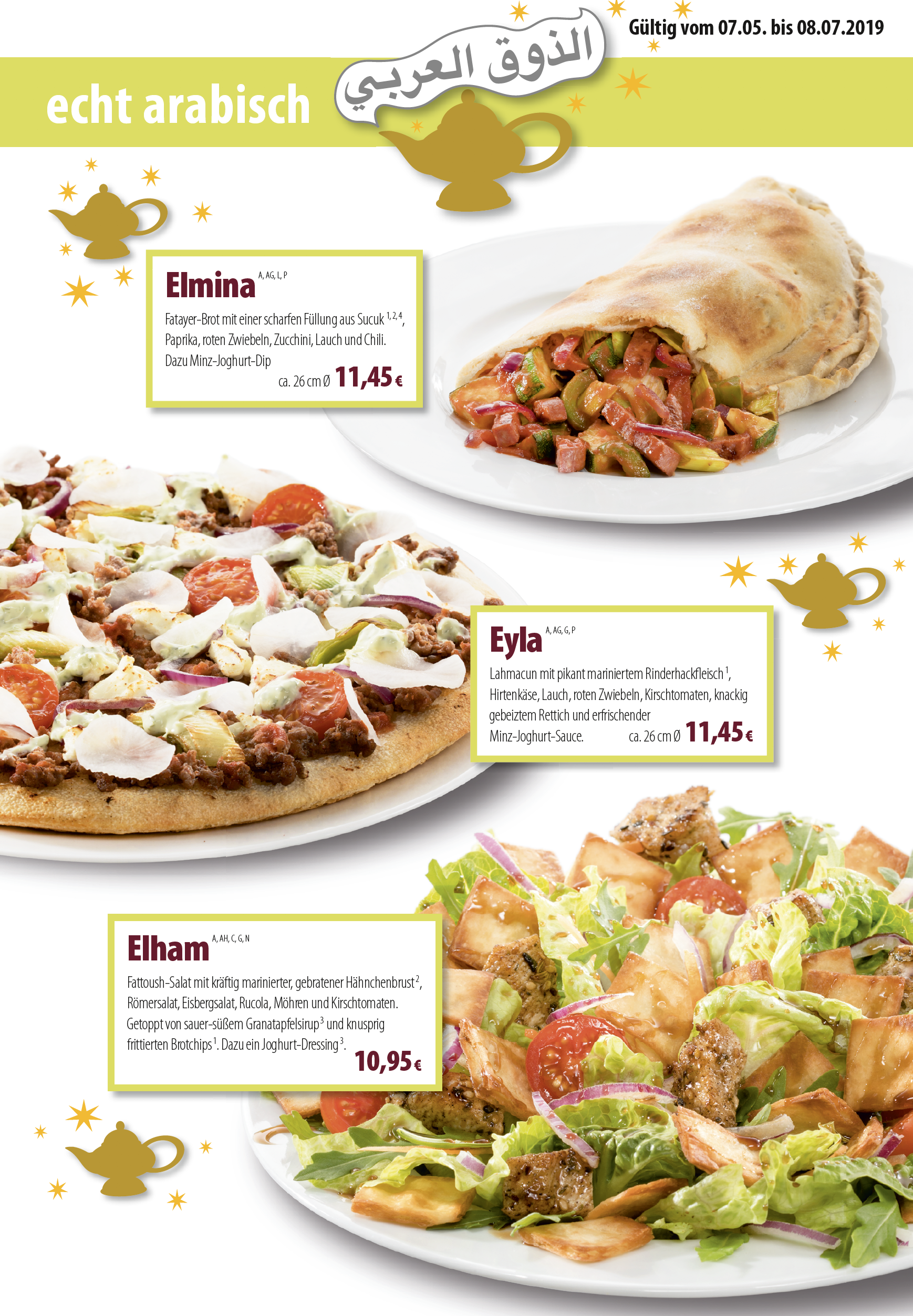 MUNDFEIN Pizzawerkstatt Verden