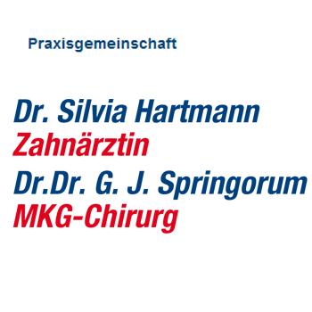 Dr. Silvia Hartmann Zahnärztin, Dr. Dr. med. G. J. Springorum MKG Chirurg