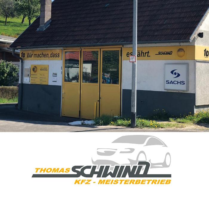 Bild zu Thomas Schwind Kfz-Technik Meisterbetrieb in Hösbach