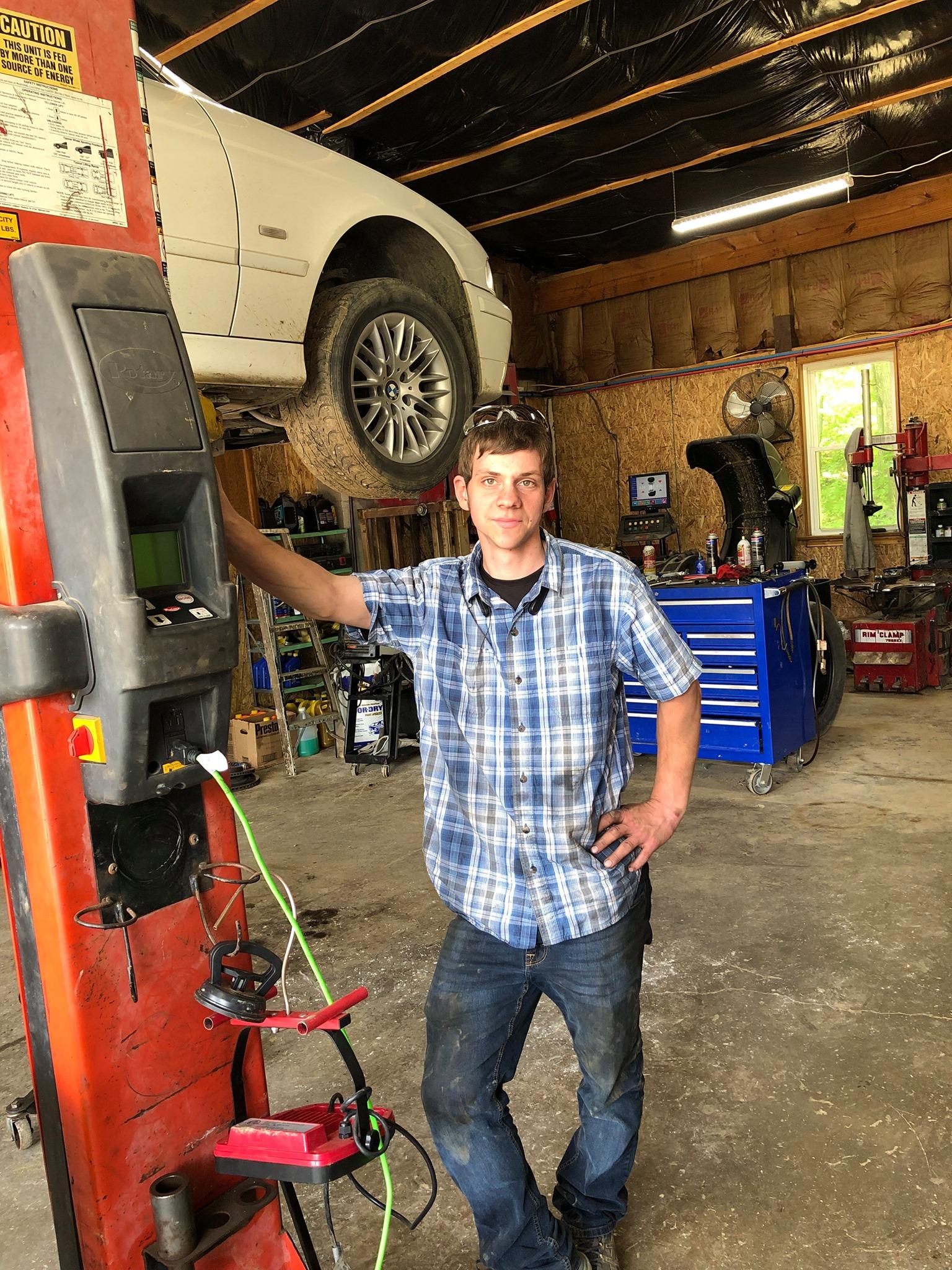 Hilltop Auto Repair LLC