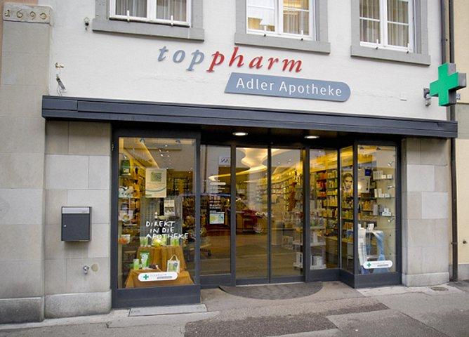 TopPharm Studer Apotheke Altstadt